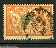 1907//FRANCE TYPE MERSON(2Fr)OBL****STAMP.N°145