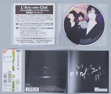 niji L'Arc~en~Ciel 15th Limited Picture Single CD Obi 2007 Rare Japan