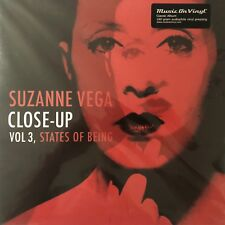 Suzanne Vega - Close-Up: Vol 3, State of Being(180g Vinyl), 2011 Music On Vinyl