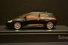 VW Scirocco III 2014 Norev Dealer Edition vehicle in scale 1/43