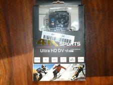 Action Cam Ultra HD 4K Waterproof Sports Camera WiFi  64gb