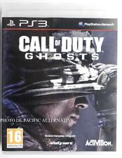 jeu CALL OF DUTY GHOSTS sur PS3 playstation 3 fps guerre spiel juego COD