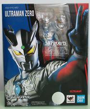 Bandai 2019 S.H. Figuarts Ultraman Zero Action Figure