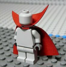 CUSTOM Cape For LEGO Minifig - Vampire Double Sided Black and Red Cape x 1PC