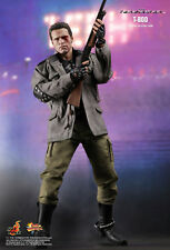HOT TOYS 1/6 THE TERMINATOR T1 MMS136 T-800 MASTERPIECE ARNOLD ACTION FIGURE