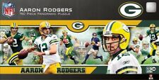 NFL Aaron Rodgers 750 Piece Panoramic Puzzle Green Bay Packers