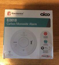 Aico Ei3018 Mains Carbon Monoxide Detector Alarm with AudioLINK 2030 Date