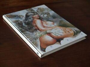 Serpieri Exzess & Extase Erotik Druuna nude Bildband SF-Amazone Erotica RAR