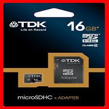TDK 16GB Mobile Phone Memory Cards
