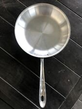 All-Clad • D3 • Stainless • Tri-Ply • 10 inch • Fry Pan