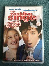 The Wedding Singer DVD (2006) Adam Sandler, Coraci (DIR) cert 12
