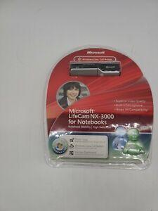 Microsoft LifeCam NX-3000 WebCam for Notebooks Free Shipping