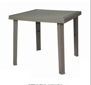 Tavolo 80x80 A Tavoli Da Esterno Acquisti Online Su Ebay