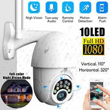 TELECAMERA 1080P FULL HD ESTERNA IP CAMERA MOTORIZZATA IR WIFI VISIONE NOTTURNA