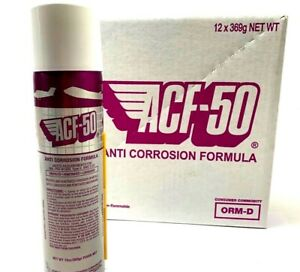 ACF50 Anti-Corrosion Spray Rust Prevention Protection Bike Motorcycle ACF 50
