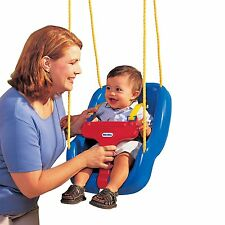 Secure PORTABLE Baby SWING Cradle Infant Toddler OUTDOOR Home Play Hanging Chair