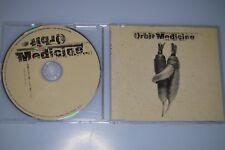 Orbit – Medicine (Baby Come Back). CD-SINGLE PROMO