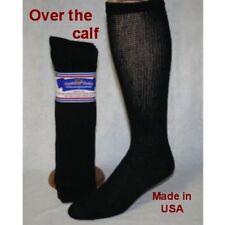 Physicians Choice over the calf-6 PR- 10-13 DiabeticBlacks  Socks