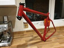 Retro Mountain Bike Frame - Steel - Inc Headset - Suit MTB, Gravel, Touring Bike