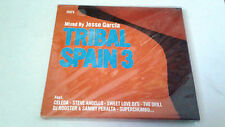 "CD ""TRIBAL SPAIN 3"" 2CD 30 TRACKS JESSE GARCIA"
