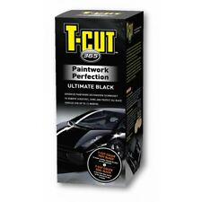 T-CUT 365 Ultimate Black Car Polish And Colour Restorer Scratch Repair Kit