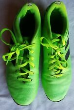 Adidas Nemeziz Size 9 Neon Green Soccer Cleats Shoes