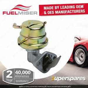 Fuelmiser Fuel Pump Mechanical for Toyota Hilux Hiace Corona Celica