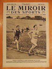 Miroir des Sports-48-02/06/1921-Mac Crae-Denys Championnat du Monde 10 milles