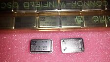 2x  CONNOR WINFIELD  HV51-300/12.288MHZ , OSCILLATOR 12.288MHZ , SEE PICTURE