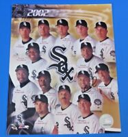 CARLOS LEE SIGNED 8x10 PHOTO ~ WHITE SOX ~ BASEBALL AUTOGRAPH