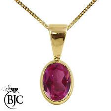 Collares y colgantes de joyería con gemas de oro amarillo topacio