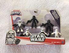 New Playskool Heroes Star Wars Galactic Heroes Imperial Forces Pack Army Builder