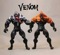 "Marvel Univers Spider-Man Unique Venom Action Figure 6"" Collectible Toy Gift Set"