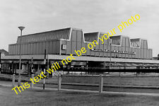 MRS-E0002 - Photo Bus Station and Market Building 1960s Runcorn Cheshire