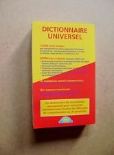 Dictionnaire universel 10000 noms propres 40000 mots de la langue française  /B3