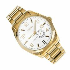 Citizen Gold Plated Wristwatches