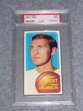 1970-71 Topps Basketball #160 Jerry West PSA 9 Mint 1970-1971