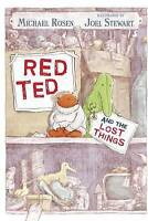 Red Ted and the Lost Things, Michael Rosen | Paperback Book | Good | 97814063265
