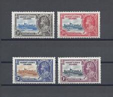 More details for gilbert & ellice islands 1935 sg 36/39 mnh cat £32