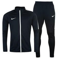 Nike Academy Warm Up Tracksuit Mens Navy SIZE Small REF 6175-