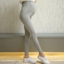 Pregnant Women Adjustable Elastic Pants Plus size High Waist Maternity Leggings