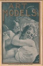 Multi page Art Models PC 1907 by Max Stein 12863