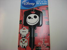 JACK SKELLINGTON Kwikset KW1 House Key Blank / Authentic Disney House Keys