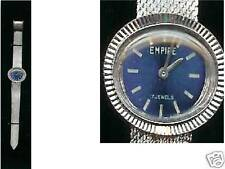 Empire 17 Jewel Silver Colored Watch