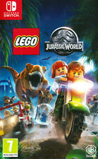 LEGO Jurassic World Nintendo SWITCH IT IMPORT WARNER BROS