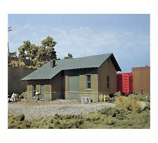 Woodland Scenics DPM - Freight Depot - HO Scale Building Kit 10700