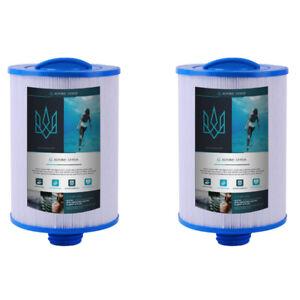 2 Spa & Hot Tub Filters Pleatco PWW50P3, Filbur FC0359, 817-0050, 25252, 378902