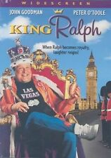 King Ralph 1991 English Region 1 DVD