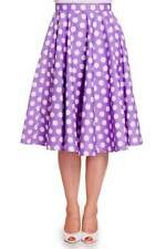 Hell Bunny Cotton Flippy, Full Skirts for Women