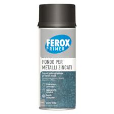 FEROX FONDO AGGRAPPANTE SPRAY   vernici eff.speciali (fondo bianco)